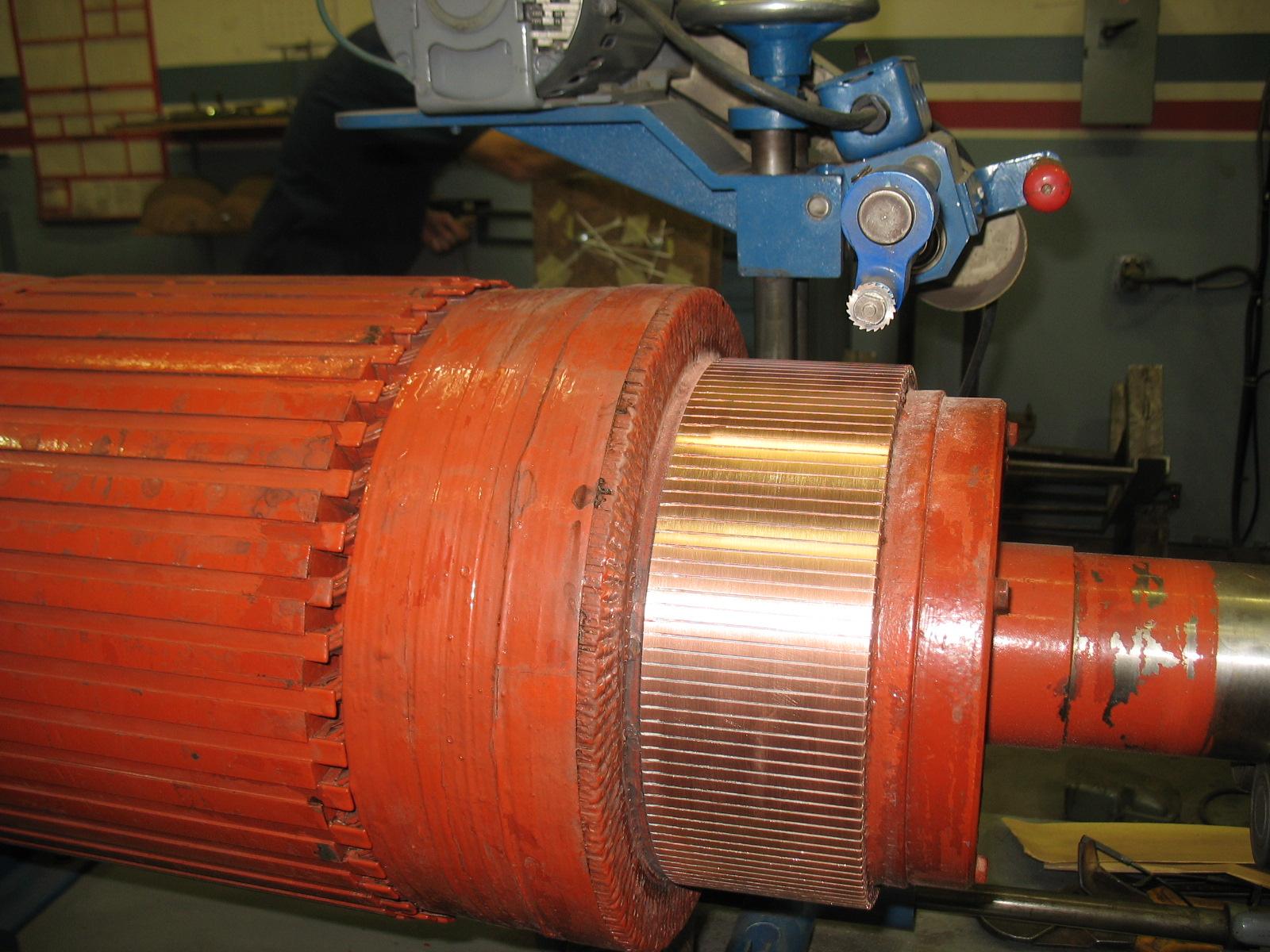 Electro Motors Dc Motor Rewinding Repair Center Kato