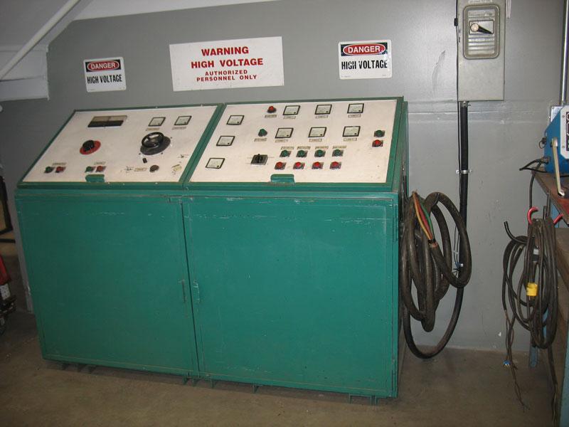 Electro Motors Testing Equipment Repair Center Kato