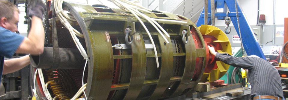 Electro Motors - Rewinding | Repair Center | KATO Vancouver